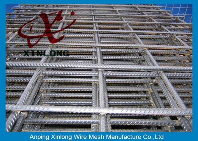 4x4 Stainless Steel Welded Wire Mesh Panels For Concrete Foundations