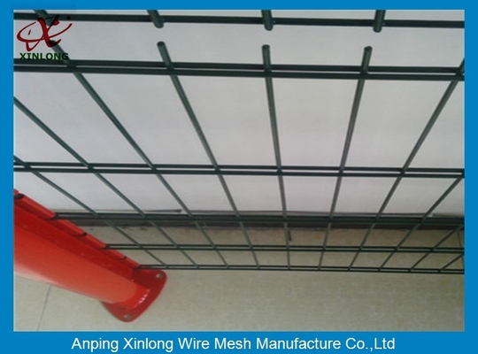 Trung Quốc Double Welded Mesh Security Fencing, bảo vệ Perimeter Fencing 50 * 200mm nhà cung cấp