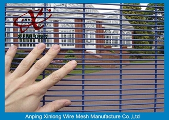 Trung Quốc Construction High Security Chain Link Fence Waterproof For Jail / Prison nhà cung cấp