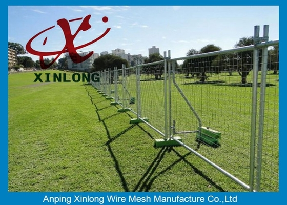 Trung Quốc Playground Temporary Chain Link Fence Panels Various Size / Color Acceptable nhà cung cấp