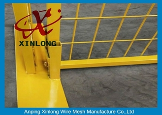 Trung Quốc Easy Install Temporary Construction Fence Panels For Sports Field XLF-10 nhà cung cấp