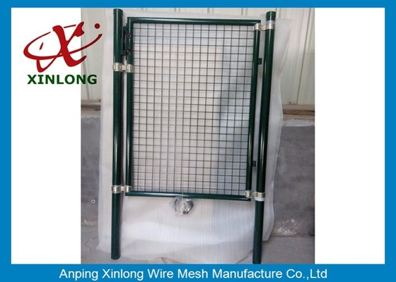 Trung Quốc Square / Rectangle Shape Chicken Wire Fence Gate With 50 X 50 Square Mesh Size nhà cung cấp
