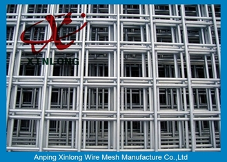 Trung Quốc 4x4 Stainless Steel Welded Wire Mesh Panels For Concrete Foundations nhà cung cấp