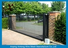 Trung Quốc Rot Proof Electric Sliding Gates For Driveways Galvanized / PVc Coated Surface Treatment nhà máy sản xuất