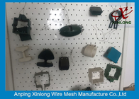 Various Matching Fence Post Accessories Customized Colors / Size