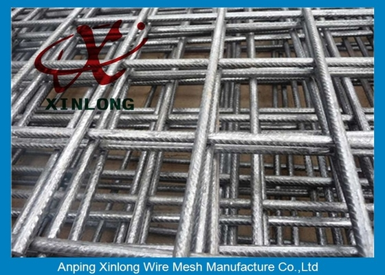 PVC Coated Reinforcing Wire Mesh For Industrial OEM / ODM Available